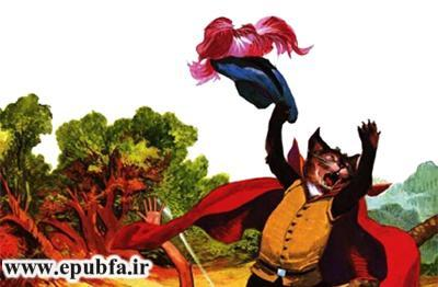 داستان مصور جلد افسانه گربه چکمه پوش شارل پرو برای کودکان در ایپابفا (5)