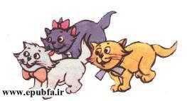 داستان مصور کودکان گربه های اشرافی - سایت ایپابفا (6)