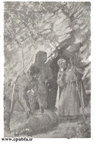کتاب داستان قدیمی رابین هود و دلاوران جنگل از مجموعه کتابهای طلائی نوجوانان ایپابفا (-1)