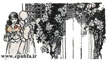 داستان سفید برفی و گل سرخ  -در جلد 13 کتابهای طلائی کتاب مصور کودکان در سایت ایپابفا (1).jpg