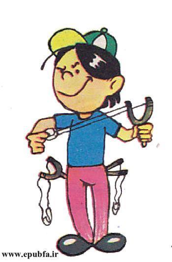 کتاب قصه کودکانه عاقبت شیطنت حسنی در سایت ایپابفا (3).jpg