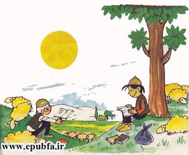 کتاب قصه کودکانه قصه احمد و محمود در سایت ایپابفا (3).jpg
