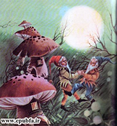 داستان مصور کودکانه شنل قرمزی یا کلاه قرمزی و سه دختر کوچولو در سایت ایپابفا (9).jpg