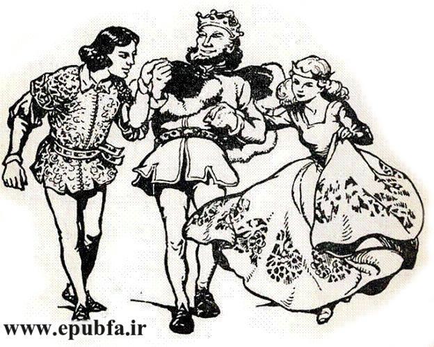 داستان مردی برای پادشاهی در کتاب کفش بلورین مجموعه کتابهای طلائی-ایپابفا (1).jpg