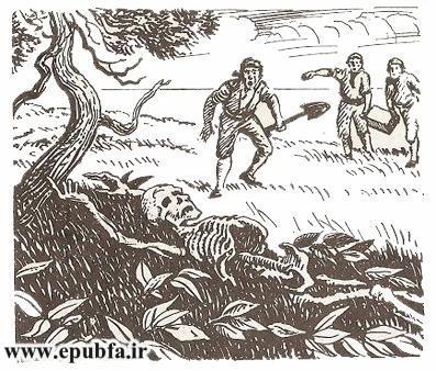 داستان مصور جزیره گنج رابرت لوئی استیونسون و کتاب قصه کودکان در سایت ایپابفا (20).jpg