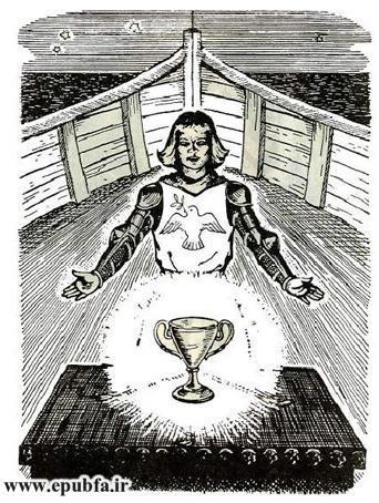 داستان مصور شوالیه های میزگرد و جام مقدس در کتابهای طلائی ایپابفا (3).jpg