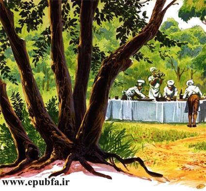 داستان مصور ریکه کاکلی نوشته شارل پرو در کتاب کودکان ایپابفا (13).jpg