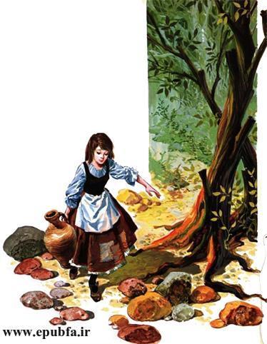 داستان مصور افسانه دو خواهر و یک پری شارل پرو برای کودکان در ایپابفا (2).jpg