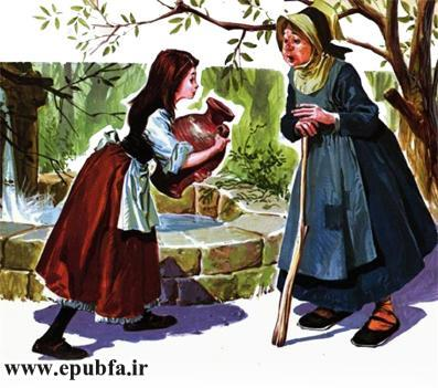 داستان مصور افسانه دو خواهر و یک پری شارل پرو برای کودکان در ایپابفا (3).jpg