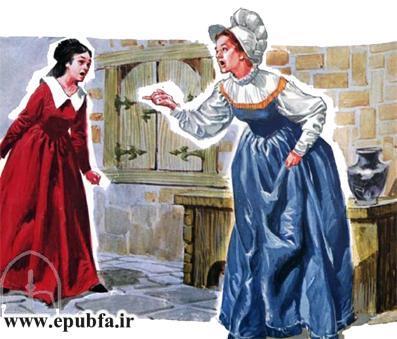 داستان مصور افسانه دو خواهر و یک پری شارل پرو برای کودکان در ایپابفا (5).jpg