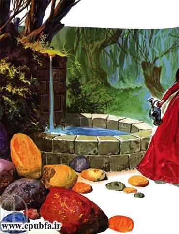 داستان مصور افسانه دو خواهر و یک پری شارل پرو برای کودکان در ایپابفا (7).jpg