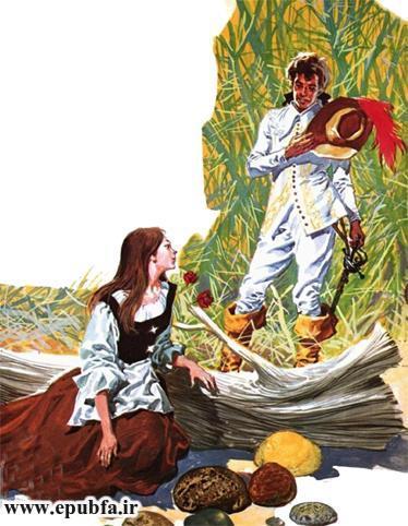 داستان مصور افسانه دو خواهر و یک پری شارل پرو برای کودکان در ایپابفا (10).jpg
