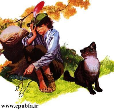 داستان مصور افسانه گربه چکمه پوش شارل پرو برای کودکان در ایپابفا (2).jpg