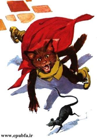 داستان مصور افسانه گربه چکمه پوش شارل پرو برای کودکان در ایپابفا (7).jpg