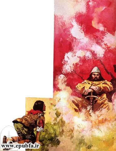 کتاب مصور داستان سه آرزو نوشته شارل پرو برای کودکان در ایپابفا (4).jpg