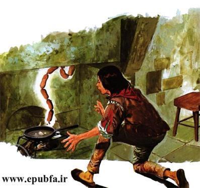 کتاب مصور داستان سه آرزو نوشته شارل پرو برای کودکان در ایپابفا (6).jpg
