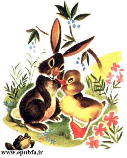 داستان مصور کودکان جوجه اردک کوچولوی بامزه و کتاب کودکان در سایت ایپابفا (13).jpg