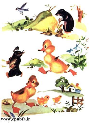 داستان مصور کودکان جوجه اردک کوچولوی بامزه و کتاب کودکان در سایت ایپابفا (18).jpg