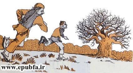 داستان مصور دوست بی وفا و خرس برای کودکان در ایپابفا (1).jpg