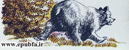 داستان مصور دوست بی وفا و خرس برای کودکان در ایپابفا (4).jpg