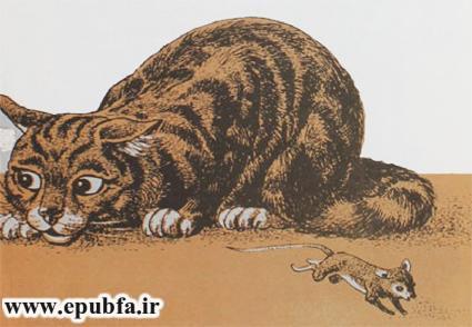 داستان مصور چه کسی به گردن گربه زنگی می اندازد برای کودکان ایپابفا (1).jpg