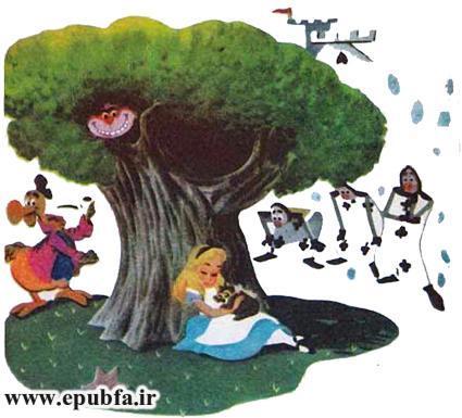 کتاب داستان قدیمی و داستان مصور آلیس در سرزمین عجایب برای کودکان ایپابفا (4).jpg