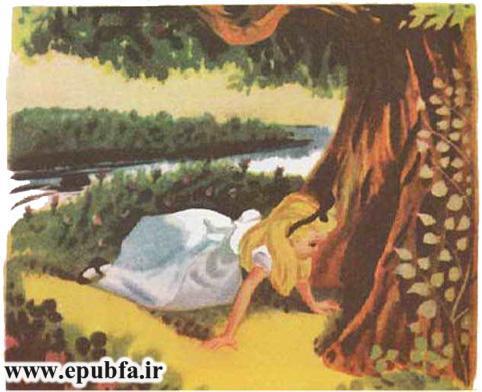 کتاب داستان قدیمی و داستان مصور آلیس در سرزمین عجایب برای کودکان ایپابفا (7).jpg