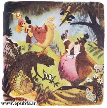کتاب داستان قدیمی و داستان مصور آلیس در سرزمین عجایب برای کودکان ایپابفا (13).jpg