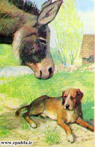 داستان قدیمی و کتاب مصور کودکان چهار یاری صمیمی درباره دوستی حیوانات در سایت ایپابفا (5).jpg