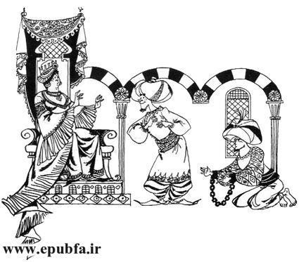 کتاب داستان قدیمی و داستان مصور خیاط کوچولو در مجموعه کتابهای طلائی ایپابفا (12).jpg