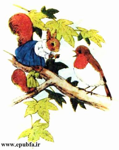 کتاب داستان مصور قدیمی جو پستچی پرنده سینه سرخ برای کودکان ایپابفا (3).jpg