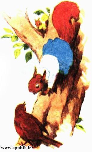 کتاب داستان مصور قدیمی جو پستچی پرنده سینه سرخ برای کودکان ایپابفا (4).jpg