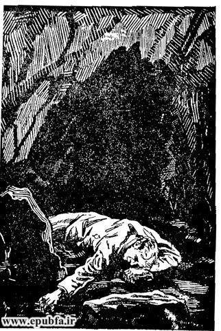 کتاب داستان قدیمی جزیره اسرارآمیز نوشته ژول ورن در کتابهای طلائی ایپابفا  (6).jpg