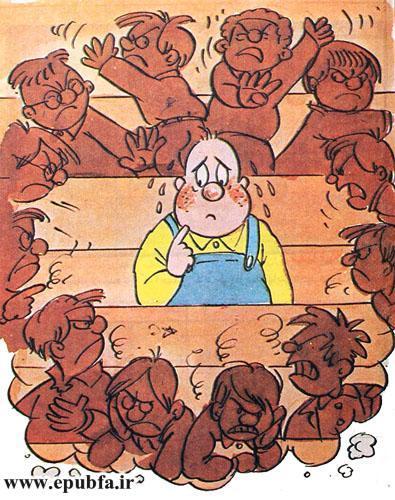 کتاب داستان مصور کودکان تنبل خان زرنگ می شود در ایپابفا (14).jpg
