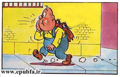 کتاب داستان مصور کودکان تنبل خان زرنگ می شود در ایپابفا (15).jpg