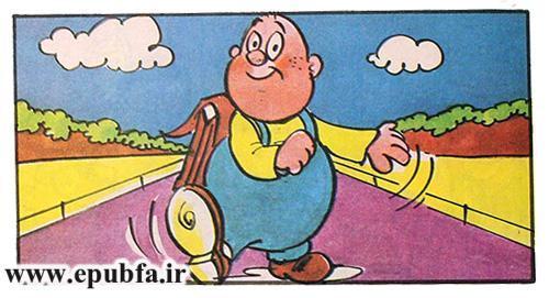 کتاب داستان مصور کودکان تنبل خان زرنگ می شود در ایپابفا (26).jpg