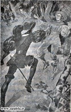کتاب داستان قدیمی سه تفنگدار الکساندر دوما و کتاب مصور نوجوانان ایپابفا (12).jpg