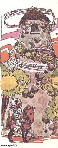 داستان کودکانه راپونزل دختر گیسو کمند زندانی در برج جادوگر (7).jpg