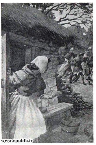 کتاب داستان قدیمی رابین هود و دلاوران جنگل از مجموعه کتابهای طلائی نوجوانان ایپابفا (5).jpg