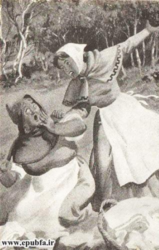 کتاب داستان قدیمی رابین هود و دلاوران جنگل از مجموعه کتابهای طلائی نوجوانان ایپابفا (6).jpg