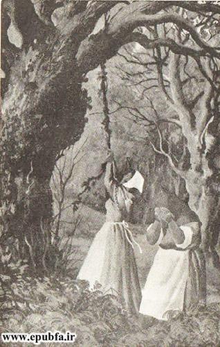 کتاب داستان قدیمی رابین هود و دلاوران جنگل از مجموعه کتابهای طلائی نوجوانان ایپابفا (8).jpg