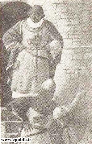 کتاب داستان قدیمی رابین هود و دلاوران جنگل از مجموعه کتابهای طلائی نوجوانان ایپابفا (12).jpg
