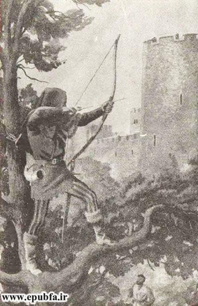 کتاب داستان قدیمی رابین هود و دلاوران جنگل از مجموعه کتابهای طلائی نوجوانان ایپابفا (13).jpg