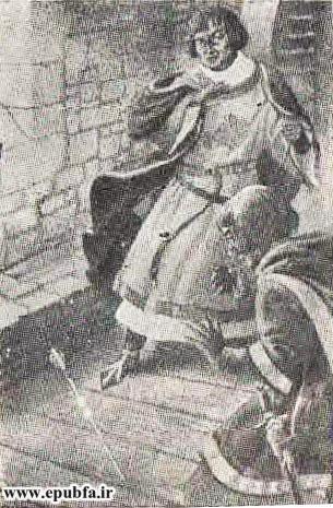 کتاب داستان قدیمی رابین هود و دلاوران جنگل از مجموعه کتابهای طلائی نوجوانان ایپابفا (14).jpg