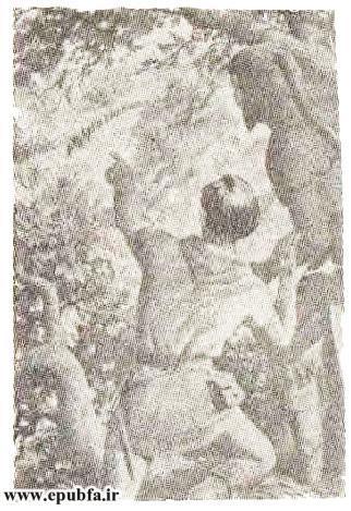 کتاب داستان قدیمی رابین هود و دلاوران جنگل از مجموعه کتابهای طلائی نوجوانان ایپابفا (16).jpg