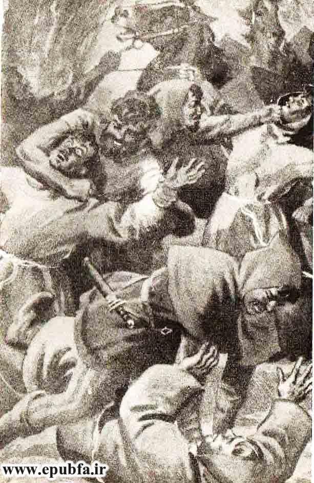 کتاب داستان قدیمی رابین هود و دلاوران جنگل از مجموعه کتابهای طلائی نوجوانان ایپابفا (18).jpg