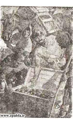 کتاب داستان قدیمی رابین هود و دلاوران جنگل از مجموعه کتابهای طلائی نوجوانان ایپابفا (19).jpg