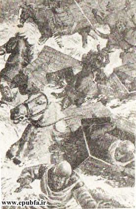 کتاب داستان قدیمی رابین هود و دلاوران جنگل از مجموعه کتابهای طلائی نوجوانان ایپابفا (21).jpg