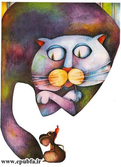 قصه انگلیسی- گربه و موش -مجموعه قصه: با هم زندگی کنیم-قصه کودکان-ایپابفا