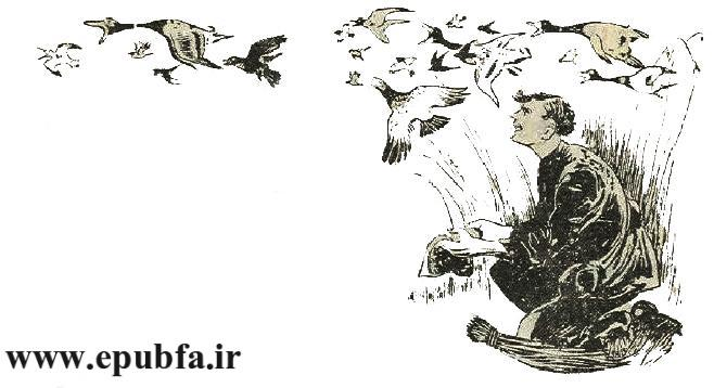 کتاب قدیمی -قصه و داستان کودکان-پشه بینی دراز-کتابهای طلائی -ایپابفا